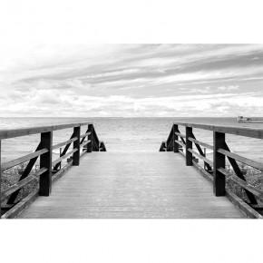 Fototapeta Plażowe schody nr F213173
