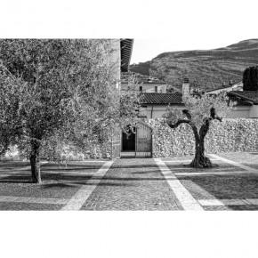 Fototapeta Włoskie podwórze nr F213179