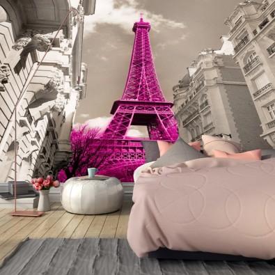 Fototapeta Paryż wieża Eiffla do sypialni nr F213037