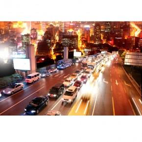Fototapeta Metropolia nocą nr F213046