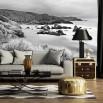 Fototapeta Wydmy - czarno biała nr F213067