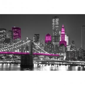 Fototapeta Nowy Jork nocą do salonu nr F213338