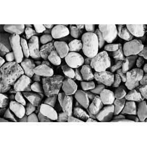 Fototapeta Czarno-białe kamienie nr F213261