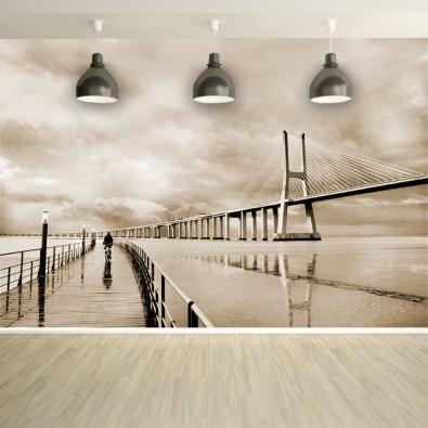 Fototapeta most Vasco da Gama nr F213009