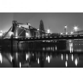 Fototapeta Most Grunwaldzki nocą nr F213202